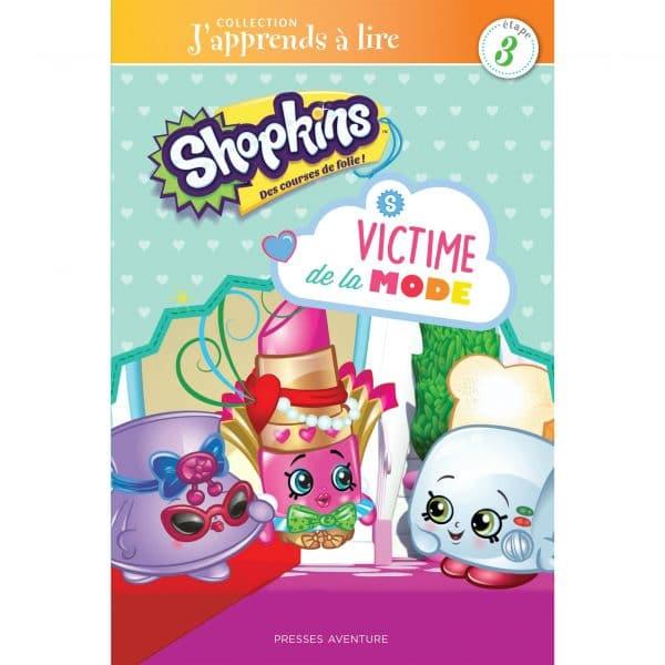 Shopkins - Victime de la mode