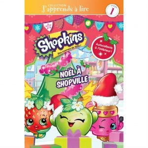 Shopville J'apprends Lire Shopkins
