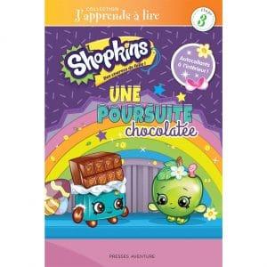Shopkins - Une poursuite chocolatée
