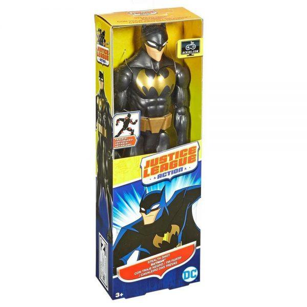 Justice League Action Stealth Shot Batman 12 inch Figure