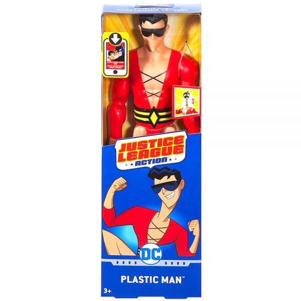 Justice League Action Plastic Man 12 inch Figure