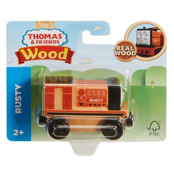 Thomas & Friends Rusty Wood Engine