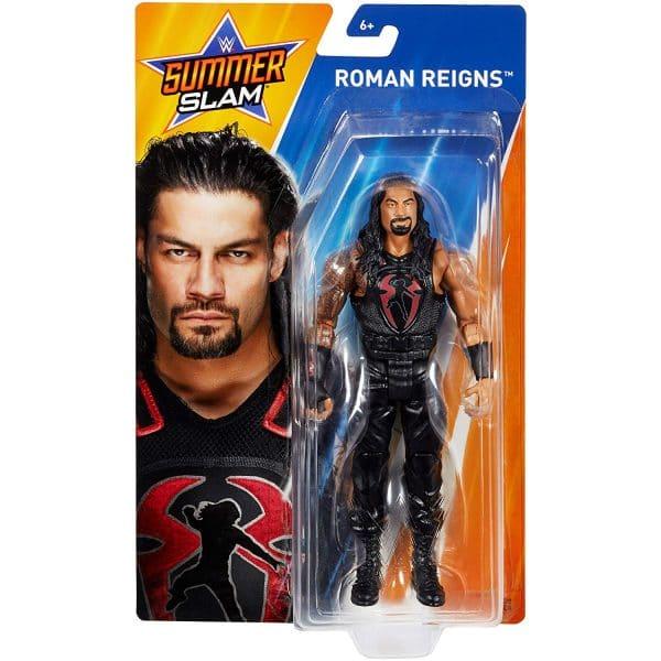 WWE Summerslam Roman Reigns Action Figure