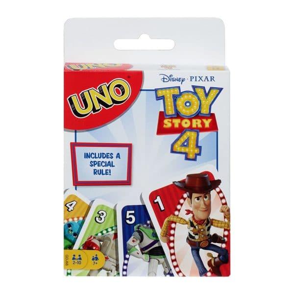 Disney PIXAR Toy Story 4 UNO