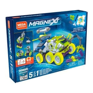 Mega Construx Magnext 5-in-1 Mag-Explorers