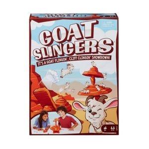 Goat Slingers Game