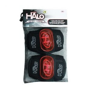 Halo Protective Pad 4 Piece Set ML (Assorted Colours!)