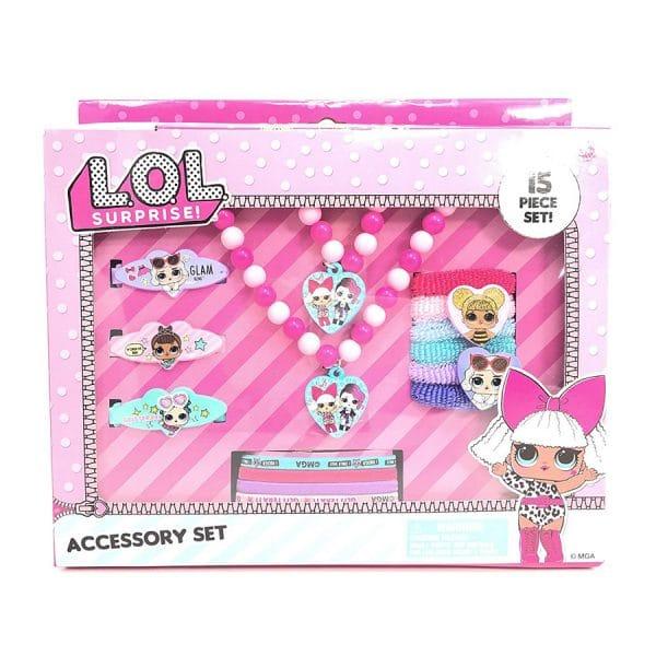 LOL Accessory Set 15 Pcs