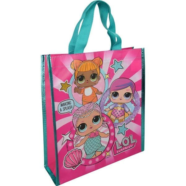 L.O.L. Surprise Medium Reuseable Tote Bag