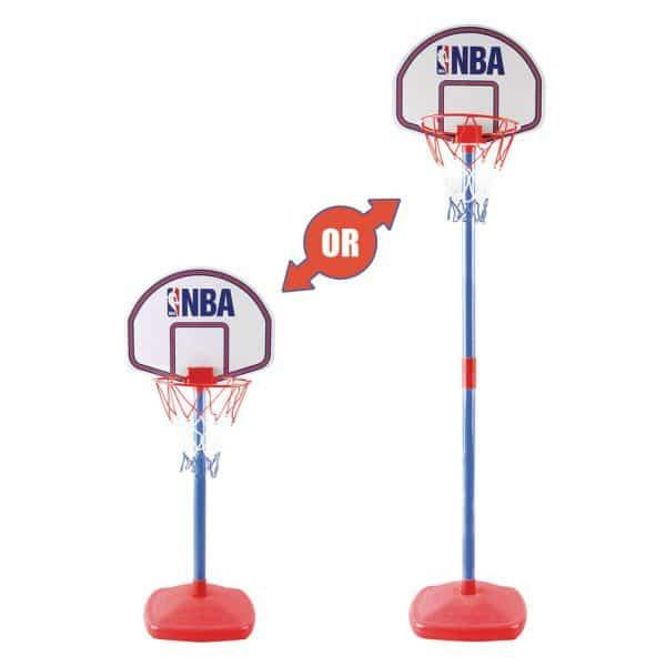 NBA Mini Basketball Hoop Set