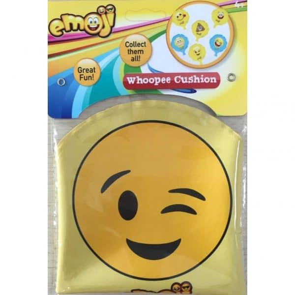 Wink Emoji Whoopee Cushion