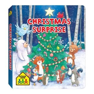Christmas Surprise Board book
