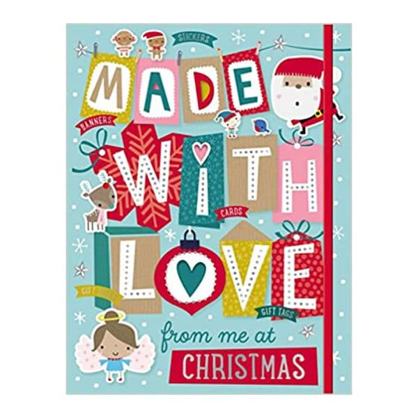 Made With Love From Me at Christmas Paperback