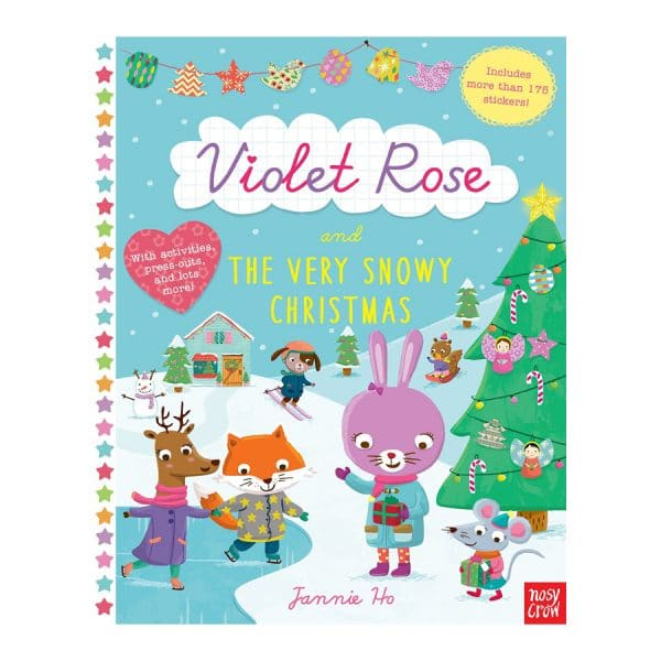 Violet Rose and the Very Snowy Christmas Paperback