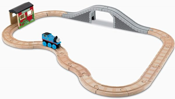 Thomas & Friends Wooden Railway 5 in 1 Up and Around Set