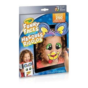 Crayola Colour Alive Funny Faces Zany Zoo