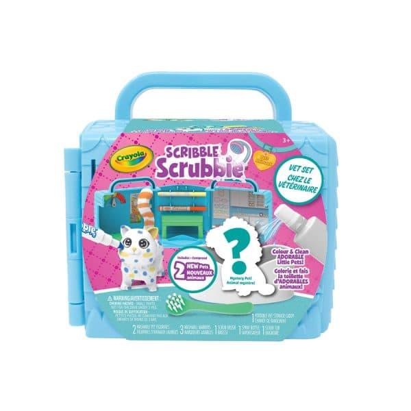 Crayola Scribble Scrubbie Vet Set