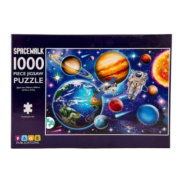 Spacewalk 1000 Piece Jigsaw Puzzle