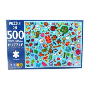 Puzzle On 500 Piece Jigsaw Puzzle