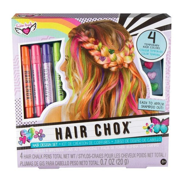 Hair Chox Hair Design Set