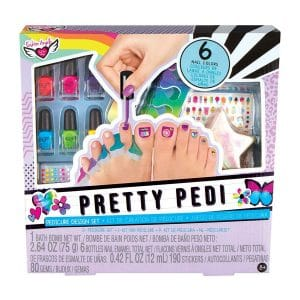 Pretty Pedi Pedicure Design Set