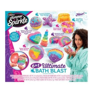 Shimmer n Sparkle 6 in 1 Ultimate Bath Blast