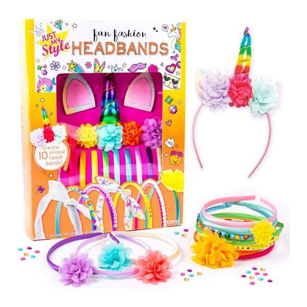 Just My Style Fun Fashion Headbands Kit