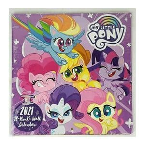 My Little Pony 2021 Wall Calendar