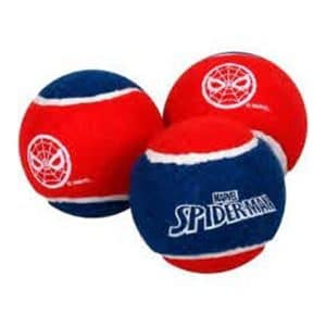 Spiderman (3 Pack) Tennis Balls