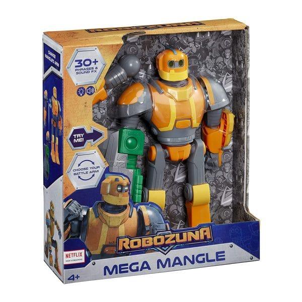 Robozuna Mega Mangle Robot