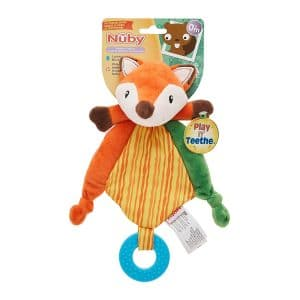 Nuby Play N Teethe (Style May Vary)