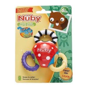 Nuby Twista Ball Teether