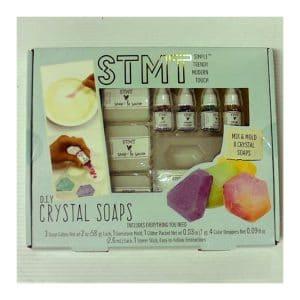 STMT DIY Crystal Soaps