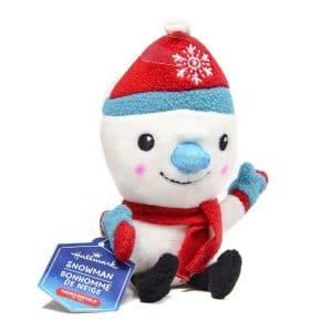 Hallmark Snowman Mini Plush