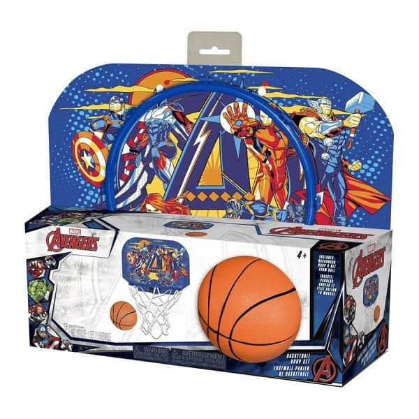 Marvel Avengers Basketball Hoop Set