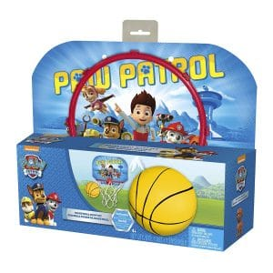 Paw Patrol Basketball Hoop Set