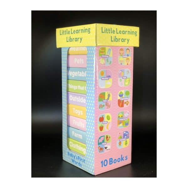 Baby's First Words Little Learning Library