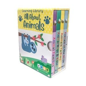 All About Animals Learning Library