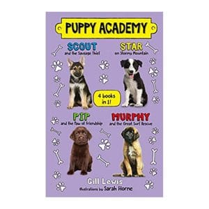 Puppy Academy (4 Books in 1) Hardcover