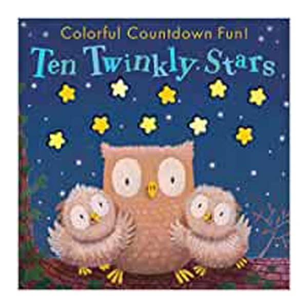 Ten Twinkly Stars Paperback