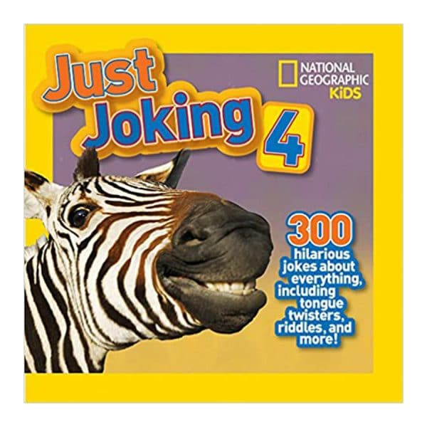 Just Joking 4: National Geographic Kids