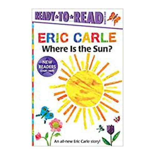 Where is the Sun? Ready-to-Read Hardcover