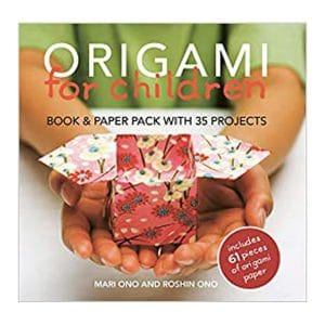 Origami for Children: Book & paper pack