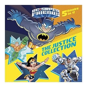 DC Super Friends: The Justice Collection (5 Books in 1)