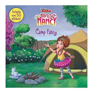 Fancy Nancy: Camp Fancy: Includes Over 50 Stickers! Paperback