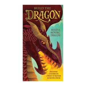 Build the Dragon (Book & Model Kit)