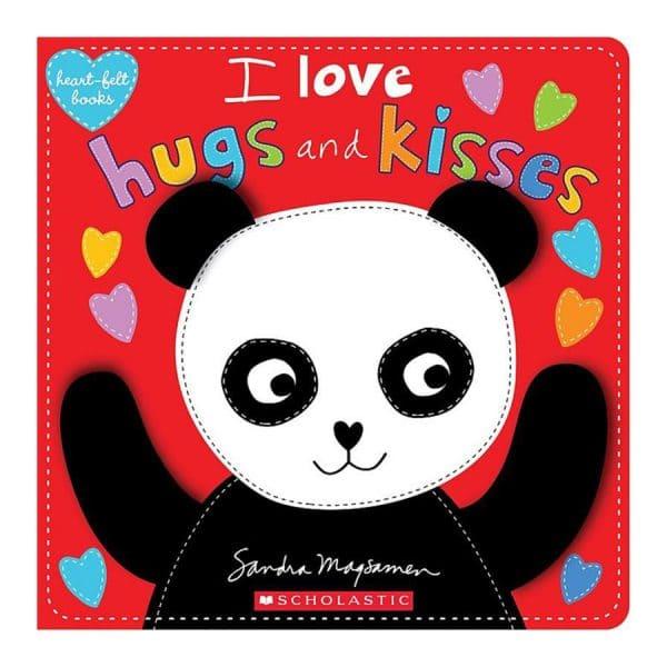 I Love Hugs and Kisses