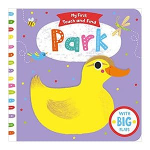 Park (My First Touch and Find) Board book