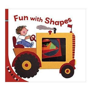 Fun with Shapes (Look & See) Board book