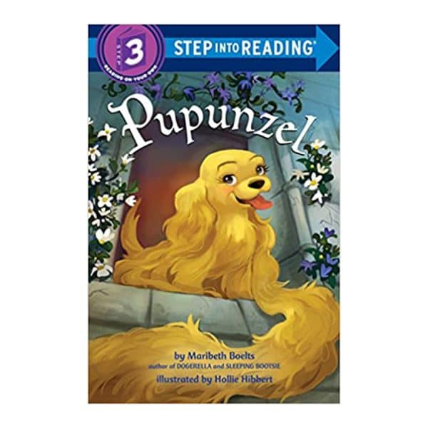Pupunzel (Step into Reading, Level 3)